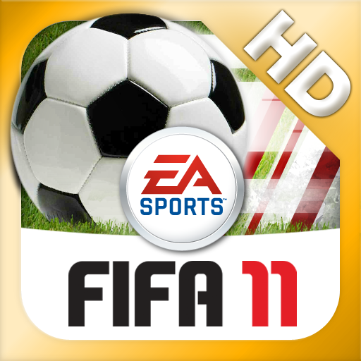 FIFA 11 by EA SPORTS™ for iPad icon