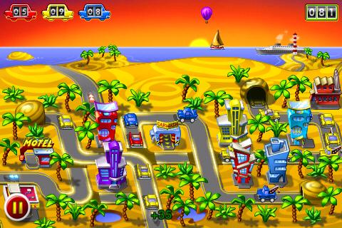 Car Control screenshot 2