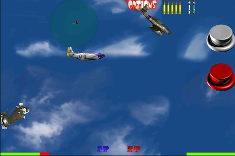 1944 : WWII Edition – FIGHTER PILOT Screenshot