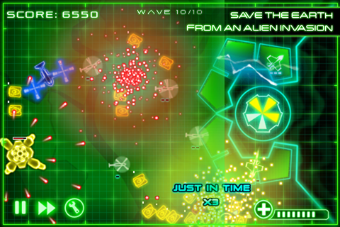 A.I.R Defense Lite screenshot #1