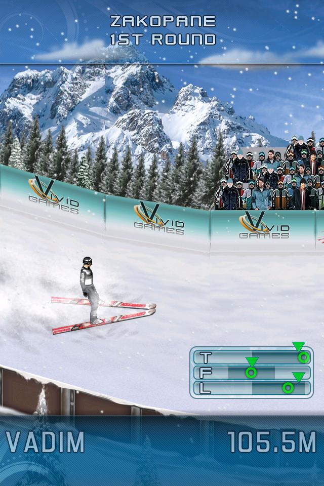 Ski Jumping 2011 - Free screenshot #5