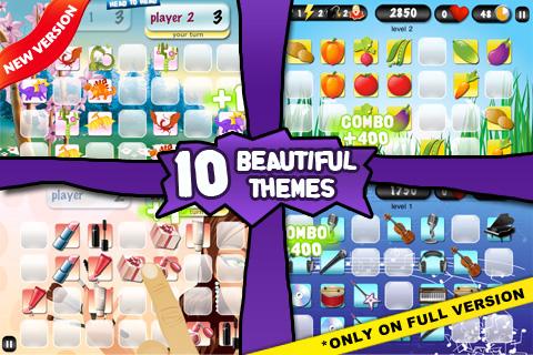 Memory Planet Lite - matching game screenshot #3
