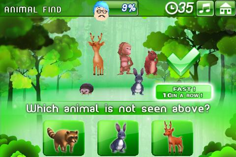 Brain Challenge 2: Think Again! FREE screenshot 4
