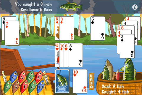 Solitaire: Deck of Cods screenshot #1