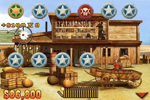 Wild West Guns Lite screenshot 1