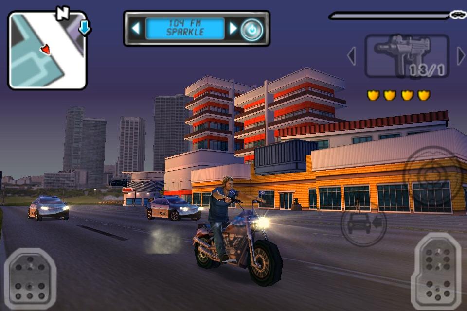 Gangstar: Miami Vindication FREE screenshot #1