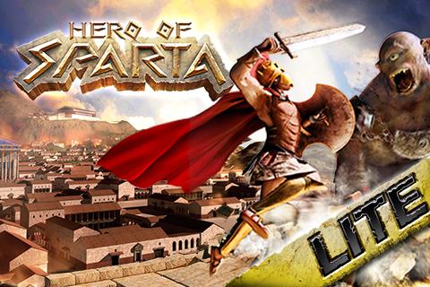 Hero of Sparta™ Lite screenshot #4