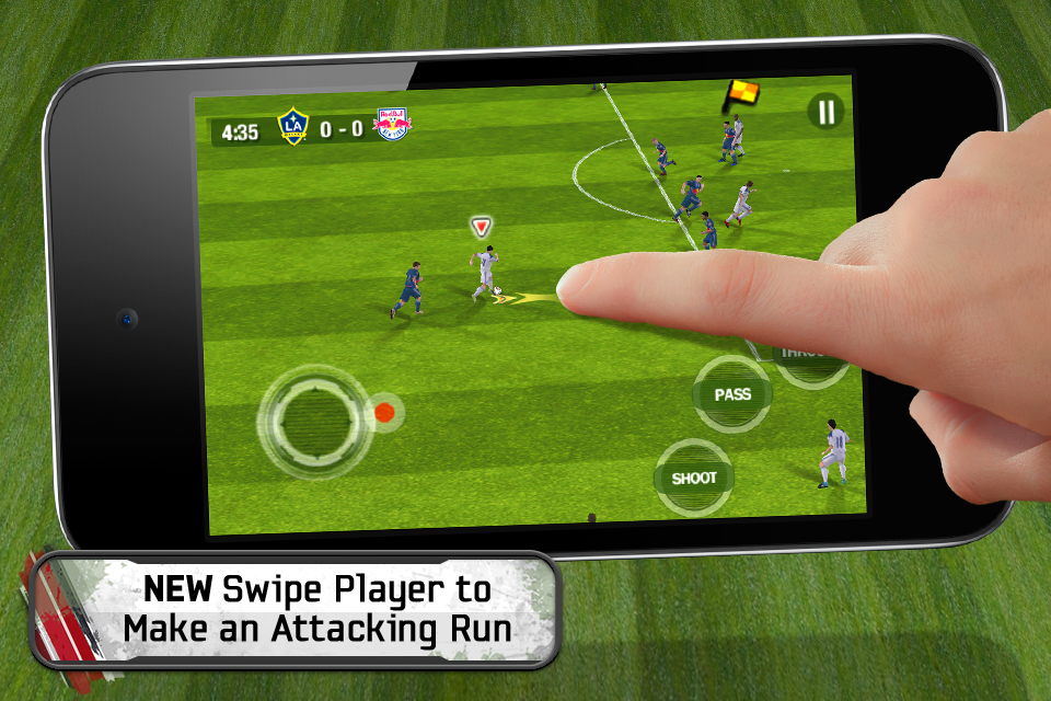 FIFA 11 by EA SPORTS™ screenshot 3