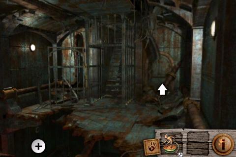 Jules Verne's Return to Mysterious Island FREE screenshot 5