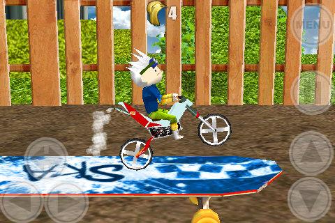 Space Bikers Lite screenshot #5