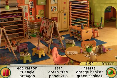 Toy Story 3: Operation Camouflage screenshot #3
