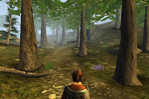 Ravensword Lite screenshot #3