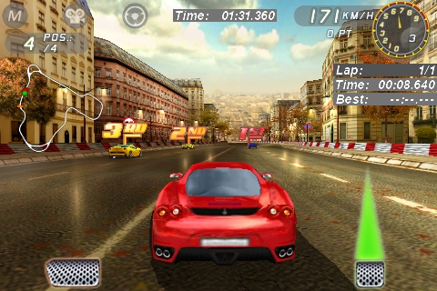 Ferrari GT Evolution: Lite Version screenshot #1