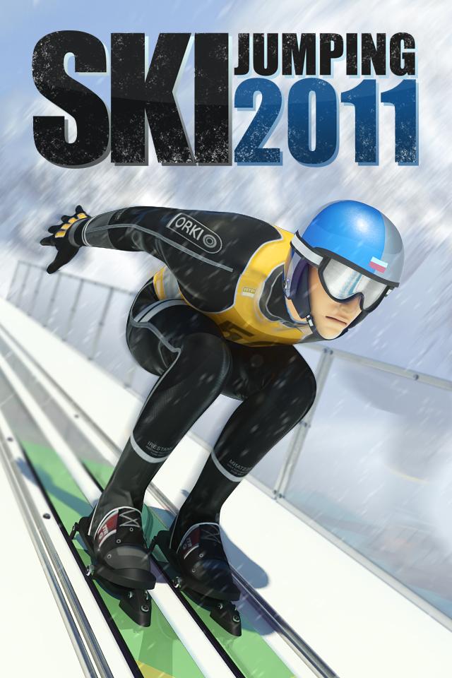 Ski Jumping 2011 - Free screenshot #1