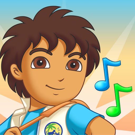 Go, Diego, Go! Musical Missions