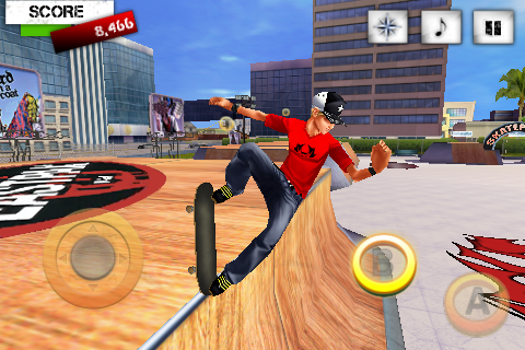 Skater Nation FREE screenshot #5