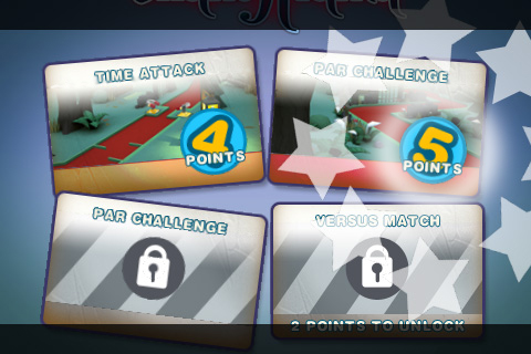3D Mini Golf Challenge FREE Screenshot