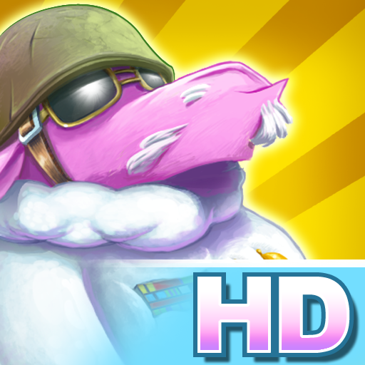 Saving Private Sheep HD