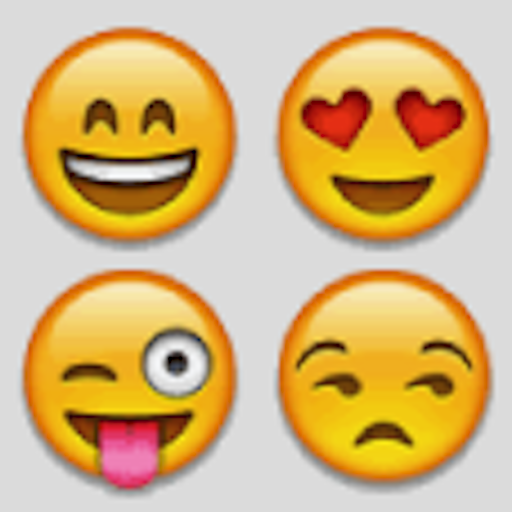 How to put emoticons on instagram
