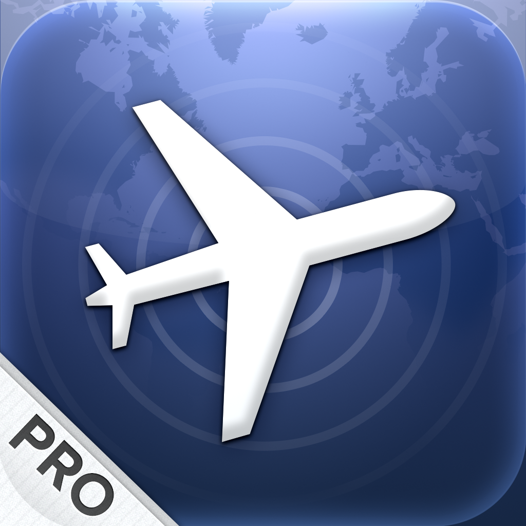 FlightTrack Pro – Live Flight Status Tracker by Mobiata
