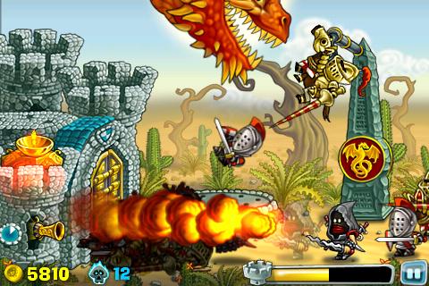 Knights Onrush Free screenshot #2