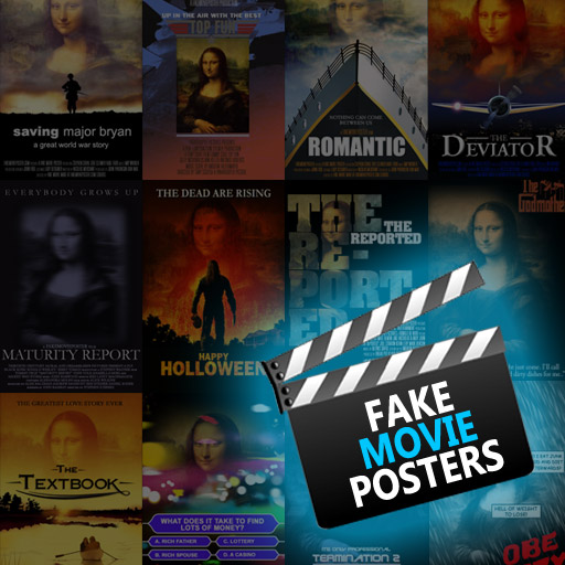 Fake movie posters yahoo answers