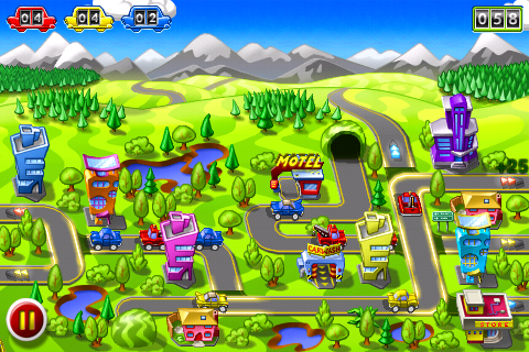Car Control FREE screenshot 5
