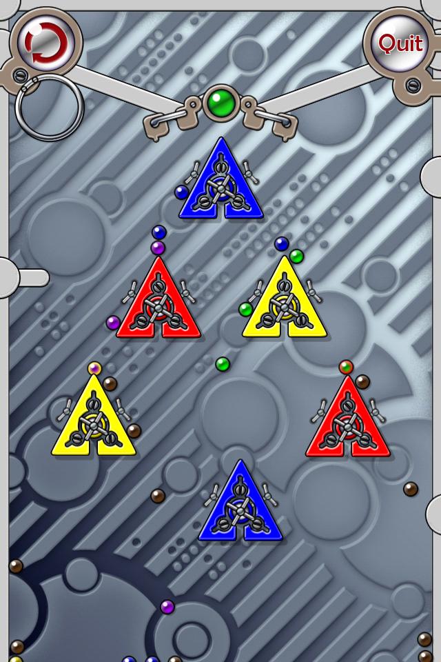 Color Collider screenshot 1