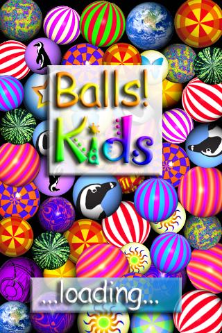 Balls Kids Screenshot