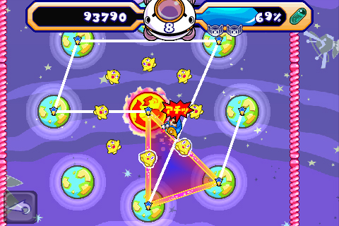 Star Trigon Lite screenshot #3