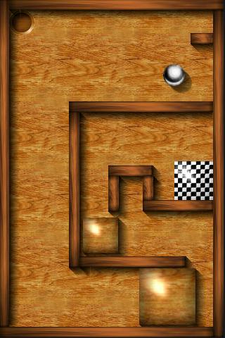 Marble Maze Ultra Lite screenshot #2