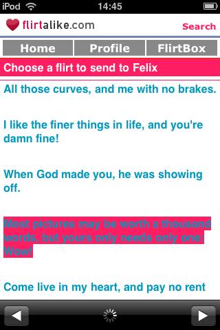 Flirtalike - free flirt dating