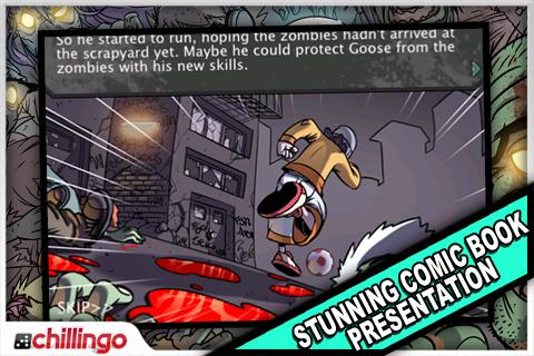 Pro Zombie Soccer Lite screenshot #1