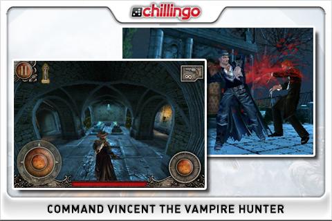 Vampire Origins LITE screenshot #4