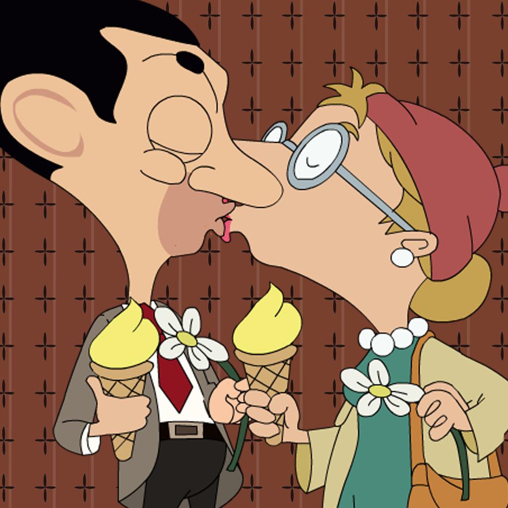 Kissing For Mr.Bean Version