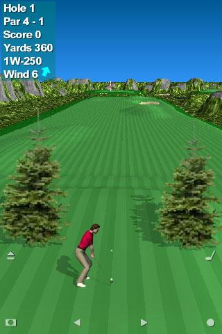 Par 72 Golf Lite screenshot #1