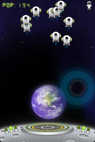 Moon Drop screenshot 1