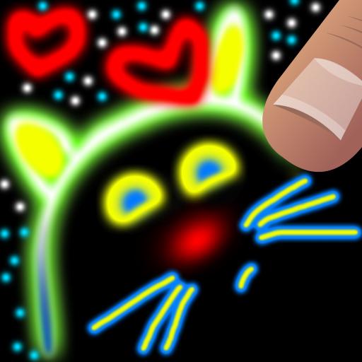 Glow Doodle Paint!!!