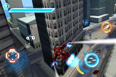 Iron Man 2 LITE screenshot 5