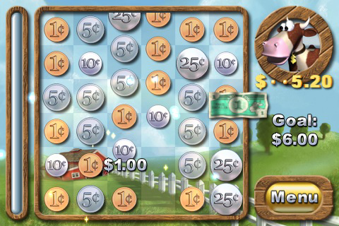 Cash Cow Lite screenshot #1