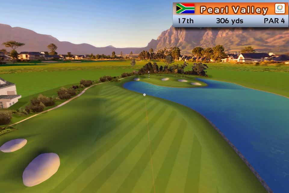 Real Golf 2011 FREE screenshot #4