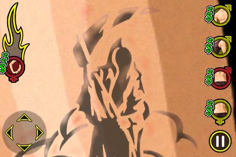 Tattoo Mania - Halloween Edition screenshot 4