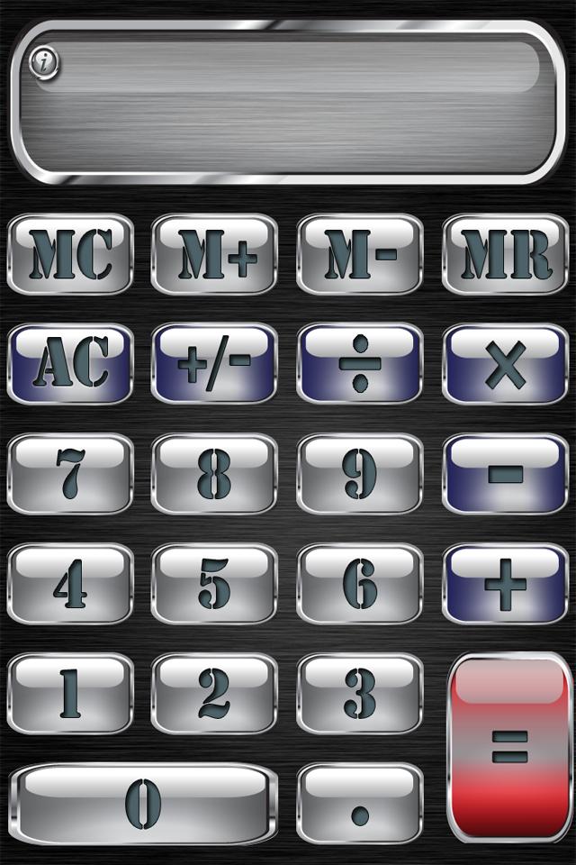 Persian-Calculator Screenshot