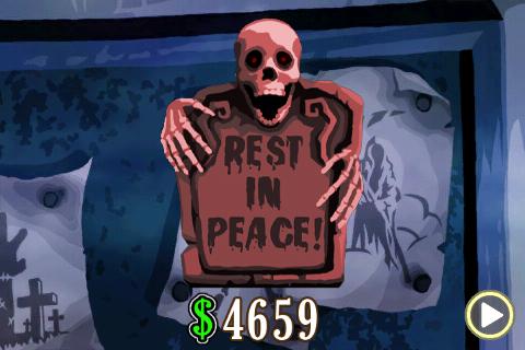 Tattoo Mania - Halloween Edition screenshot 2