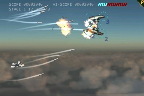 SPACE DEADBEEF Screenshot