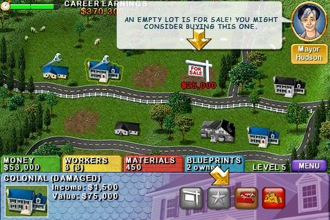 Build-a-lot screenshot #1