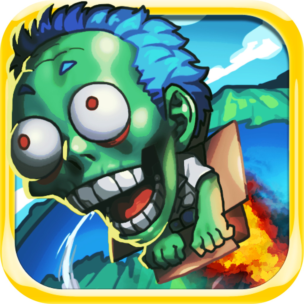 FreeZom - Flying Adventure of Zombie