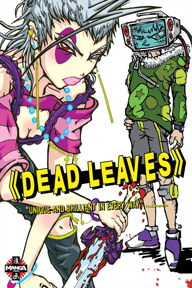 Dead Leaves - Le Film