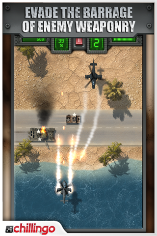 Sky Combat Lite screenshot #4