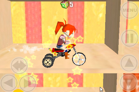 Space Bikers Lite screenshot #4